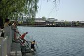 北京什刹海风景