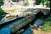 重庆龙潭饮水池