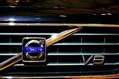 """2007年上海车展-沃尔沃""""volvo""""V8"""