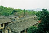 中国山西五台山佛光寺