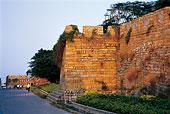 福建泉州崇武古城墙