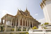 柬埔寨吴哥风光