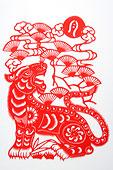 中国元素-剪纸
