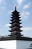 中国上海松江 方塔