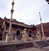 山西五台山龙泉寺