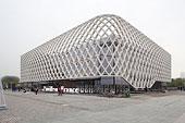上海世博会场馆-法国馆