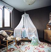时尚婴儿床