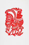 中国剪纸文化