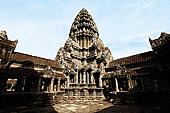 柬埔寨暹粒吴哥窟