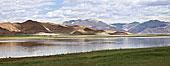 西藏阿里日土县班公湖