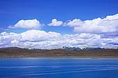 西藏阿里鬼湖拉昂措