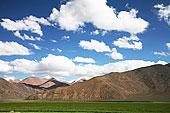 西藏阿里高原牧场