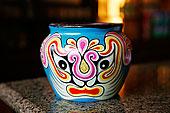 陕西东方元素陶罐图案
