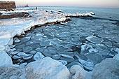 北戴河海冰