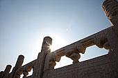 东方元素-云柱栏杆天坛