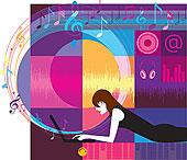 女人,下载,音乐