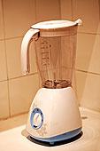 一台榨汁机