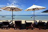 普吉岛,泰国,躺椅