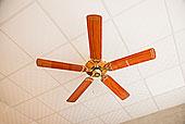吊式电风扇