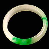绿色,玉,手镯