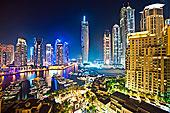 迪拜,码头,阿联酋