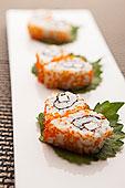 心形,寿司