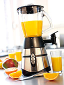水果,榨汁,机器