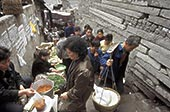 中国,四川,重庆,旧城,市场,女人,亚洲