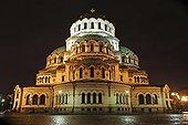 大教堂,索非亚,保加利亚,欧洲