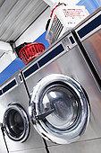 洗衣机,自助洗衣店