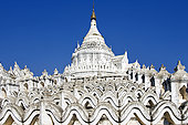 塔,明宫,缅甸,东南亚