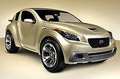 2009年,未来,人体工程学,环保,概念,汽车
