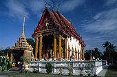 庙宇,普吉岛,泰国,亚洲
