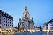 圣母教堂,圣母大教堂,重建,历史,城镇中心,德累斯顿,萨克森,德国,欧洲