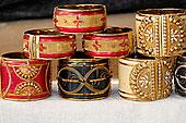 饰品,手镯,街道,摊贩,普什卡,拉贾斯坦邦,北印度,亚洲