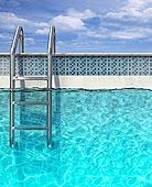 梯子,游泳池