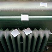 粘结,笔记,暖气