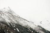 山坡,法国阿尔卑斯山