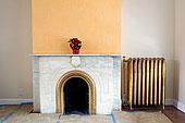 客厅,壁炉,DIY