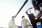 医生,护理人员,转移,病人,紧急,空运物资,直升飞机
