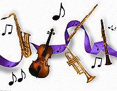 乐器,音乐,音符