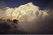 珠穆朗玛峰,喜马拉雅山,尼泊尔