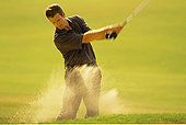 男人,打高尔夫