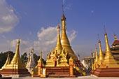 佛塔,缅甸