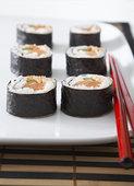 特写,寿司