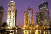 写字楼,陆家嘴,金融区,中心,上海,中国