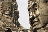 吴哥窟,城市,收获,柬埔寨