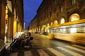 街景,博洛尼亚,艾米利亚-罗马涅大区,意大利