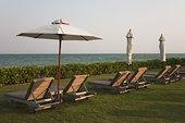 沙滩伞,海湾地区,泰国,省