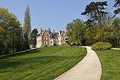 城堡,达芬奇,昂布瓦斯,法国